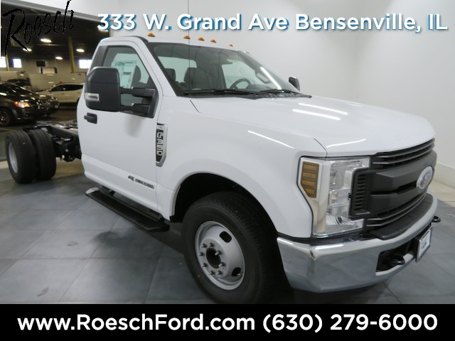 2018 F-350 Regular Cab DRW 4x2,  Cab Chassis #17-7242 - photo 3