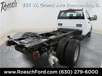 2018 F-350 Regular Cab DRW 4x2,  Cab Chassis #17-7242 - photo 15