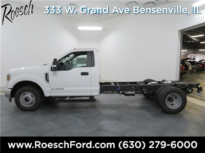 2018 F-350 Regular Cab DRW 4x2,  Cab Chassis #17-7242 - photo 7