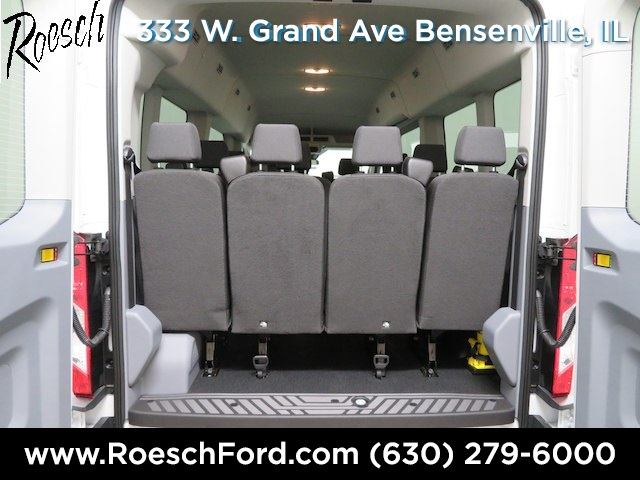 2018 Transit 350 Med Roof, Passenger Wagon #17-7293 - photo 15