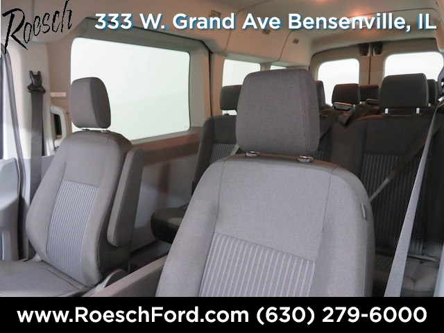 2018 Transit 350 Med Roof, Passenger Wagon #17-7293 - photo 8