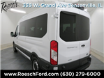 2018 Transit 350 Med Roof, Passenger Wagon #17-7293 - photo 1