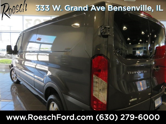 2018 Transit 150 Low Roof 4x2,  Empty Cargo Van #17-7298 - photo 11