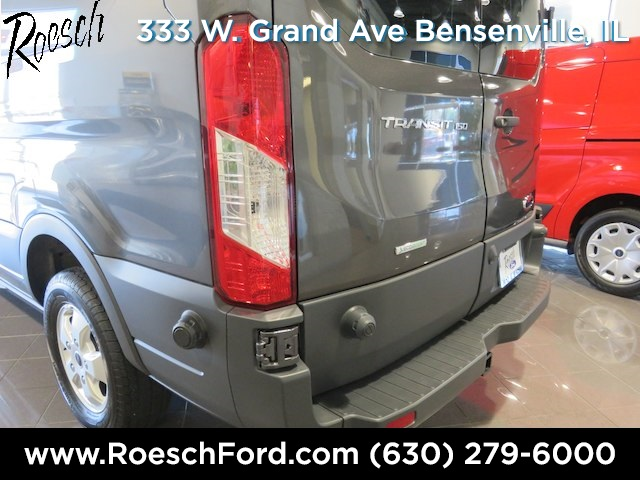 2018 Transit 150 Low Roof 4x2,  Empty Cargo Van #17-7298 - photo 15