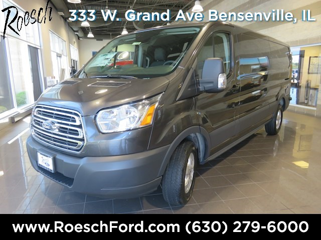2018 Transit 150 Low Roof 4x2,  Empty Cargo Van #17-7298 - photo 6