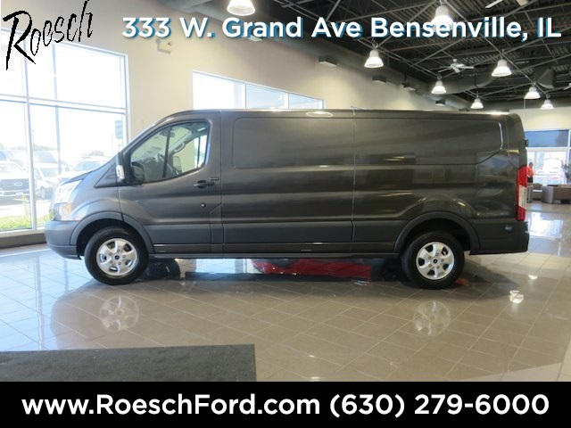 2018 Transit 150 Low Roof 4x2,  Empty Cargo Van #17-7298 - photo 8
