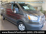 2018 Transit 150 Low Roof 4x2,  Empty Cargo Van #17-7298 - photo 1