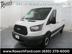 2018 Transit 250 High Roof 4x2,  Empty Cargo Van #17-7303 - photo 1