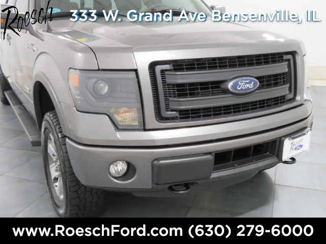 2014 F-150 Super Cab 4x4 Pickup #171557A - photo 3