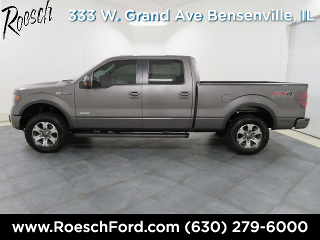 2014 F-150 Super Cab 4x4 Pickup #171557A - photo 6