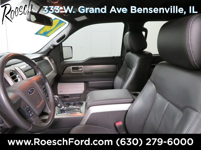 2014 F-150 Super Cab 4x4 Pickup #171557A - photo 19