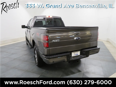 2014 F-150 Super Cab 4x4 Pickup #171557A - photo 7