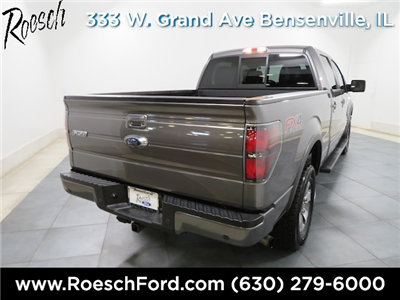 2014 F-150 Super Cab 4x4 Pickup #171557A - photo 2