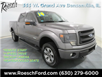 2014 F-150 Super Cab 4x4 Pickup #171557A - photo 1
