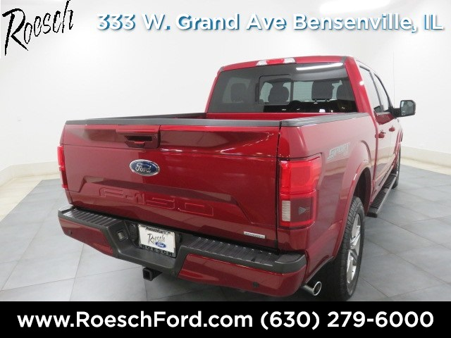 2018 F-150 Crew Cab 4x4, Pickup #18-1050 - photo 2