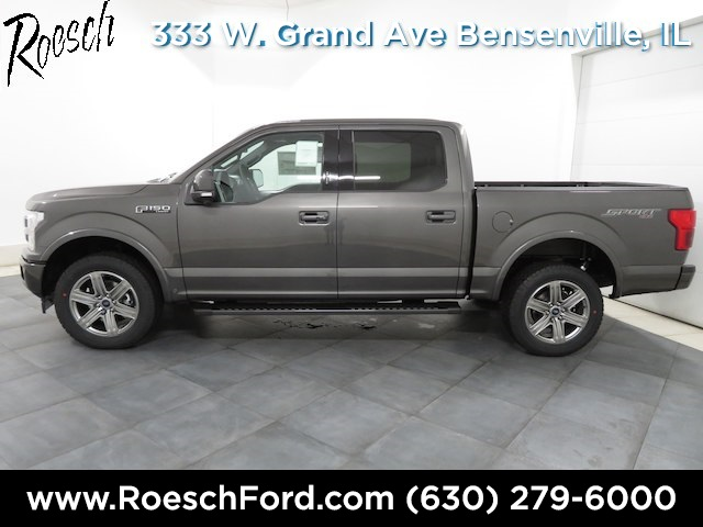 2018 F-150 Crew Cab 4x4, Pickup #18-1207 - photo 10