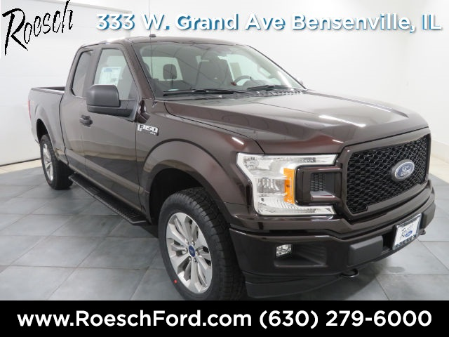 2018 F-150 Super Cab 4x4, Pickup #18-1239 - photo 1