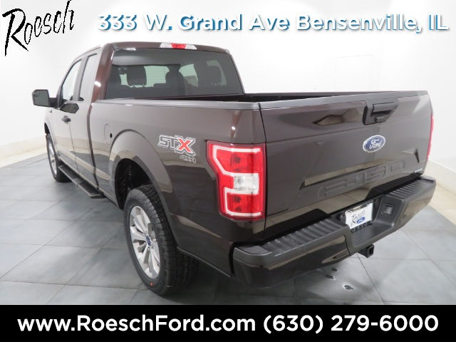 2018 F-150 Super Cab 4x4, Pickup #18-1239 - photo 12