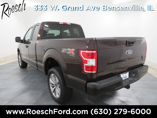 2018 F-150 Super Cab 4x4,  Pickup #18-1517 - photo 2
