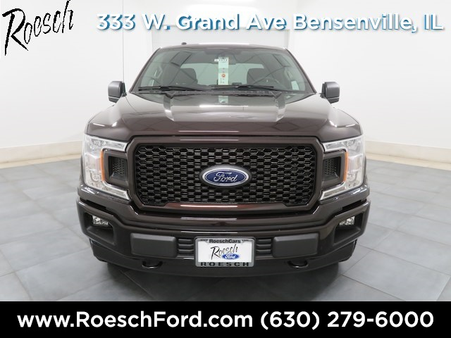2018 F-150 Super Cab 4x4,  Pickup #18-1517 - photo 5