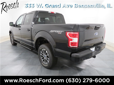 2018 F-150 SuperCrew Cab 4x4,  Pickup #18-1652 - photo 2