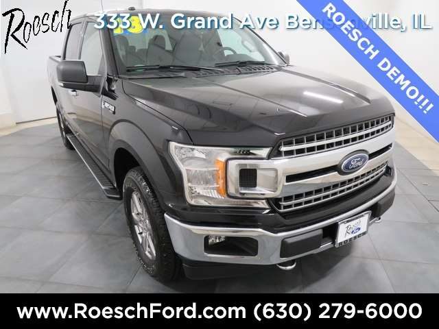 2018 F-150 SuperCrew Cab 4x4,  Pickup #18-1653 - photo 3