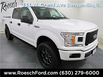 2018 F-150 SuperCrew Cab 4x4,  Pickup #18-1723 - photo 3