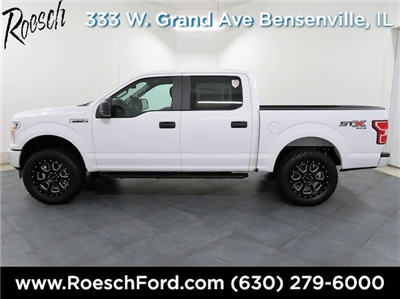 2018 F-150 SuperCrew Cab 4x4,  Pickup #18-1723 - photo 9