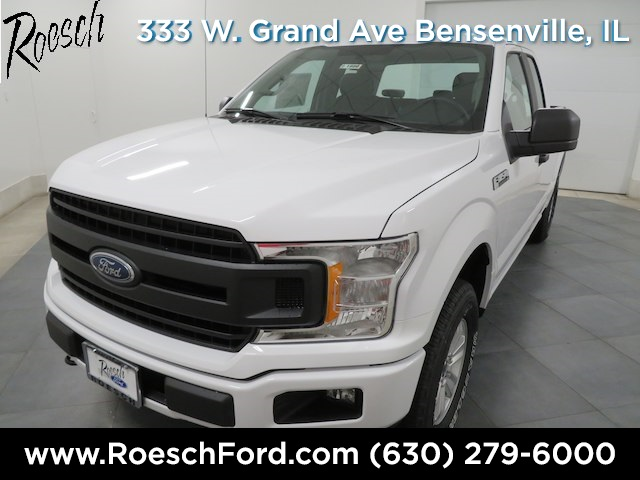 2018 F-150 Super Cab 4x4,  Pickup #18-1880 - photo 1
