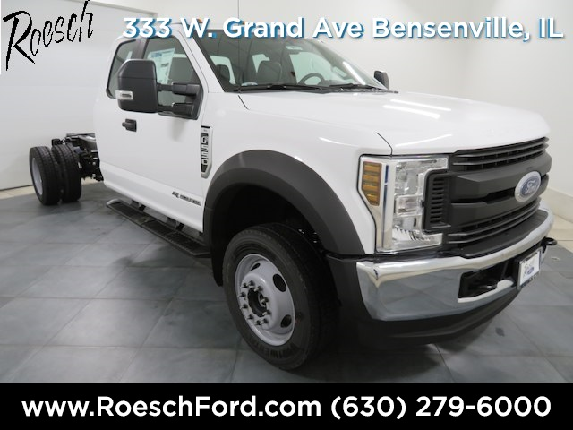 2018 F-550 Super Cab DRW 4x4, Cab Chassis #18-8017 - photo 3