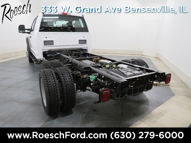 2018 F-550 Super Cab DRW 4x4, Cab Chassis #18-8017 - photo 2