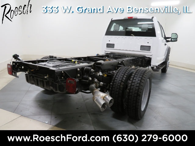 2018 F-550 Super Cab DRW 4x4, Cab Chassis #18-8017 - photo 15
