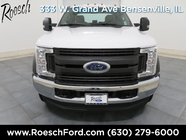 2018 F-550 Super Cab DRW 4x4, Cab Chassis #18-8017 - photo 5