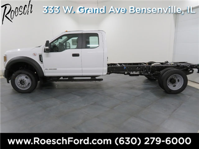 2018 F-550 Super Cab DRW 4x4, Cab Chassis #18-8017 - photo 9