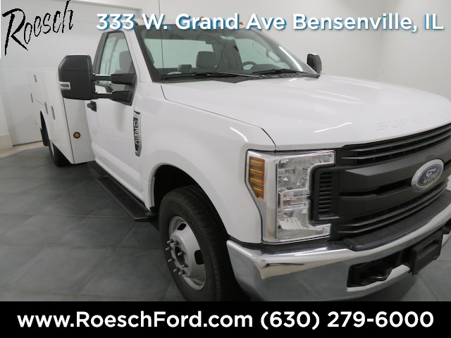 2018 F-350 Regular Cab DRW 4x2,  Cab Chassis #18-8019 - photo 3