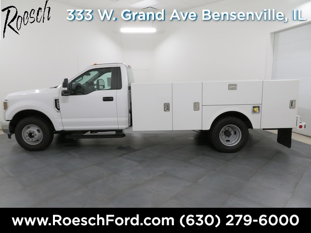 2018 F-350 Regular Cab DRW 4x2,  Cab Chassis #18-8019 - photo 6