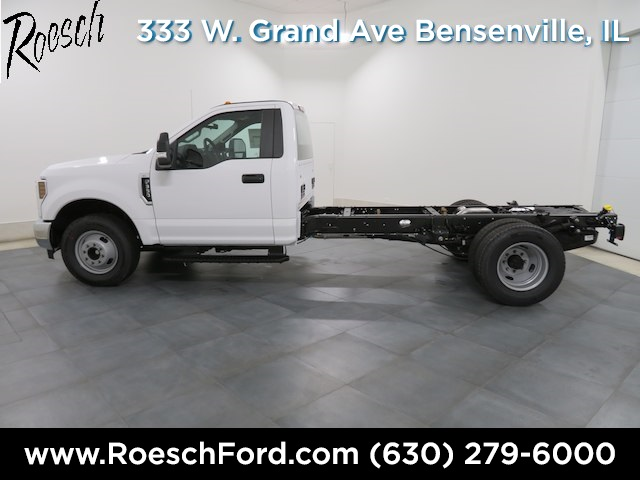 2018 F-350 Regular Cab DRW 4x2,  Cab Chassis #18-8019 - photo 9