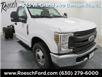 2018 F-350 Regular Cab DRW 4x2,  Cab Chassis #18-8019 - photo 1