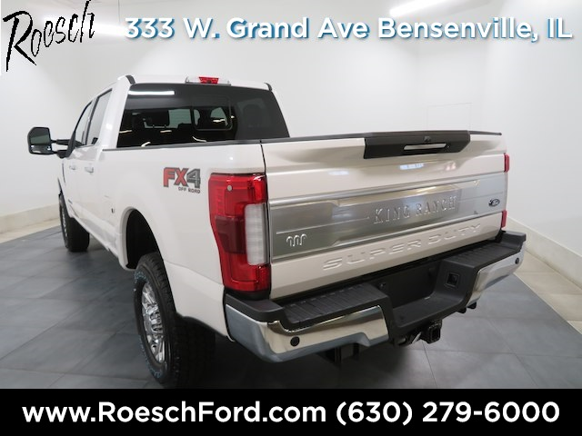 2018 F-350 Crew Cab 4x4,  Pickup #18-8046 - photo 2