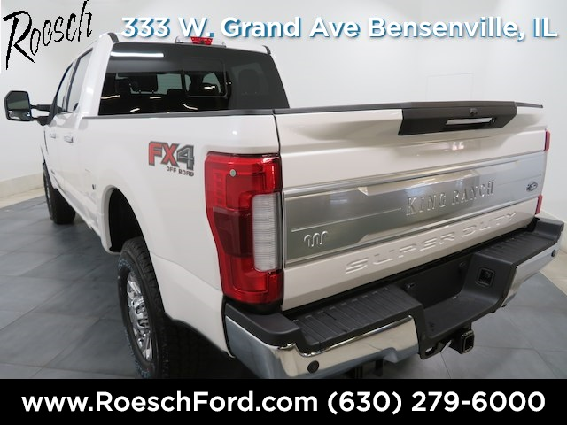 2018 F-350 Crew Cab 4x4,  Pickup #18-8046 - photo 8
