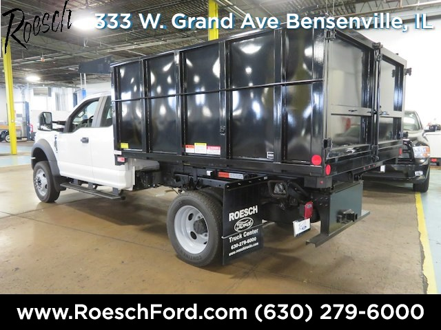 2018 F-450 Super Cab DRW 4x2,  Reading Landscape Dump #18-8071 - photo 2