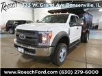 2018 F-450 Super Cab DRW 4x2,  Reading Landscape Dump #18-8071 - photo 1