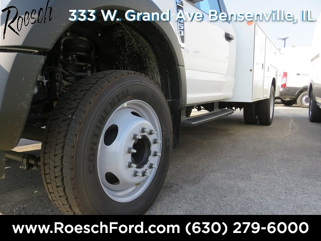 2018 F-450 Regular Cab DRW 4x2,  Reading Service Body #18-8075 - photo 24