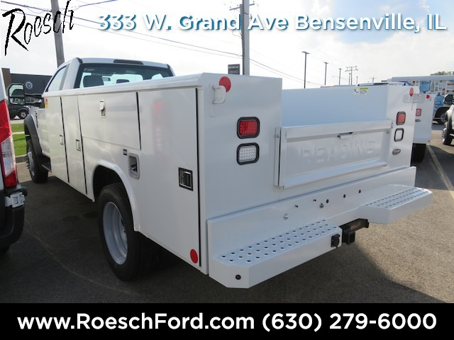 2018 F-450 Regular Cab DRW 4x2,  Reading Service Body #18-8075 - photo 2