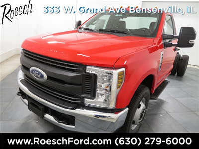2018 F-350 Regular Cab DRW, Cab Chassis #18-8088 - photo 6