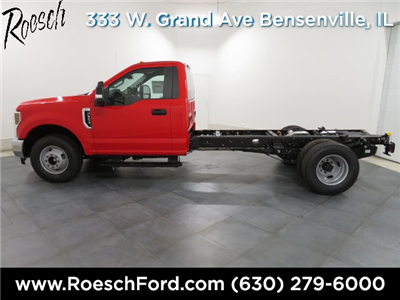 2018 F-350 Regular Cab DRW, Cab Chassis #18-8088 - photo 8