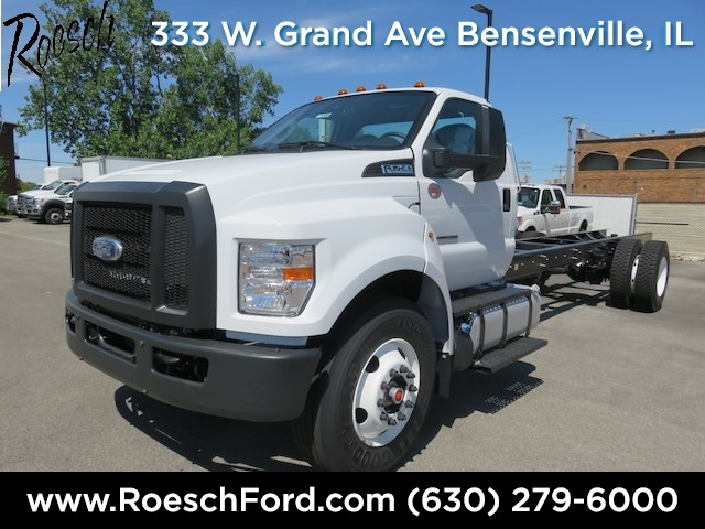 2018 F-750 Regular Cab DRW 4x2,  Cab Chassis #18-8395 - photo 5