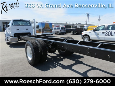 2018 F-750 Regular Cab DRW 4x2,  Cab Chassis #18-8397 - photo 2