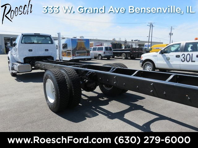 2018 F-750 Regular Cab DRW 4x2,  Cab Chassis #18-8398 - photo 11