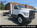 2018 F-750 Regular Cab DRW 4x2,  Cab Chassis #18-8399 - photo 1
